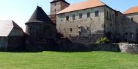 Švihov procházka okolo hradu