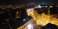 Pohled z Hlásky, Dolní náměstí