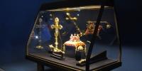 Výstava korunovačních klenotů